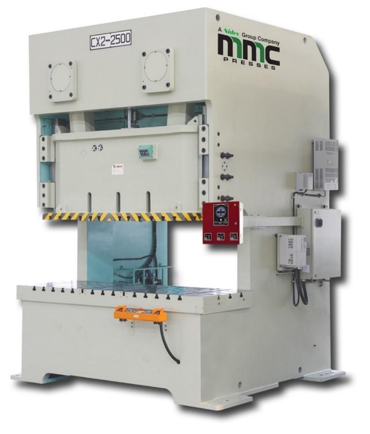 Minster MMC  CX2-1100-L Two Point Gap Frame