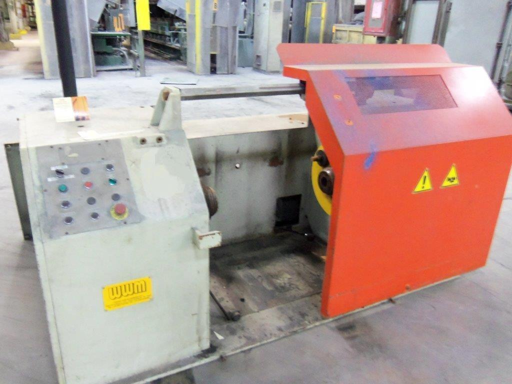 WWM Payoff/Spooler High Speed
