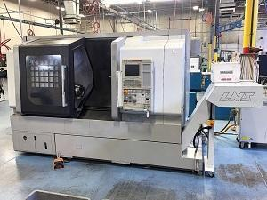 Mori Seiki NLX2500Y/700 CNC Turning & Milling Center   Our stock number: 114179