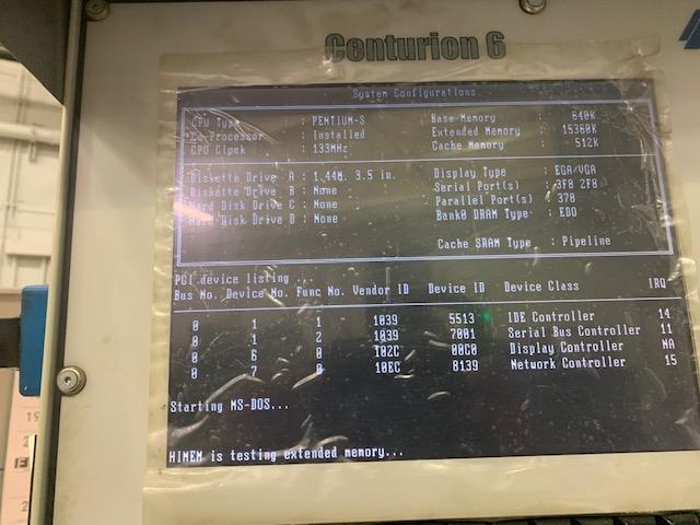 MILLTRONICS MB-19D VERTICAL MACHINING CENTER