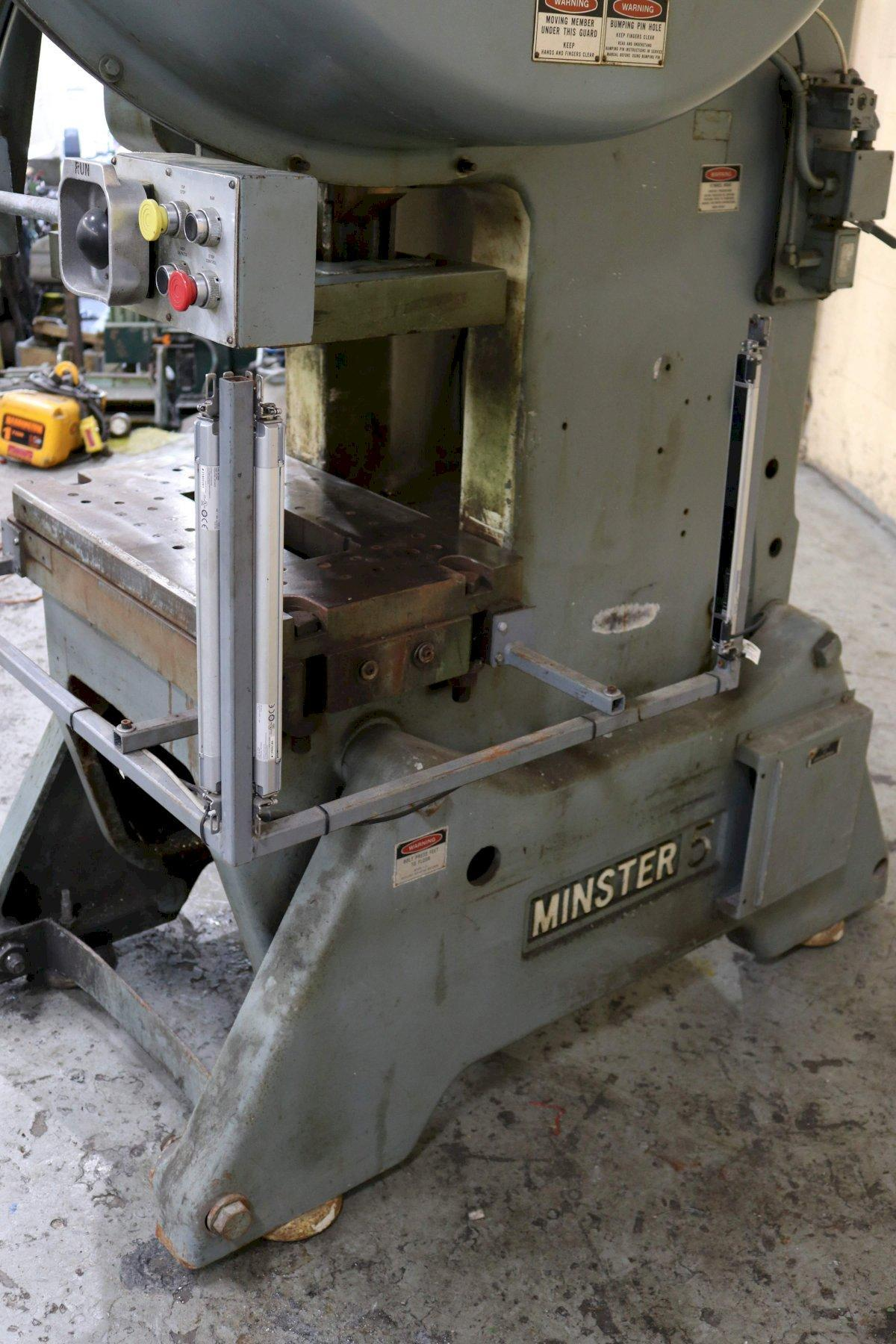 45 Ton Minster OBI Press