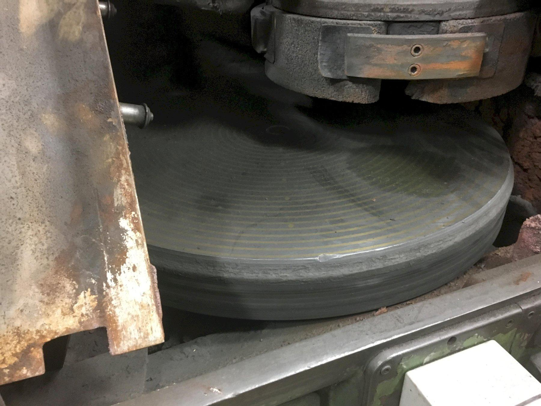 Blanchard # 18 Vertical Spindle Rotary Surface Grinder, S/N 5257. AS IS PRICE