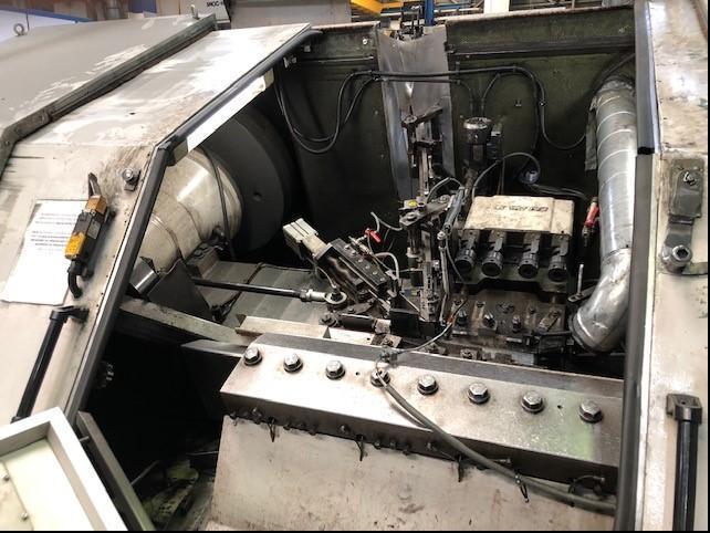 EW Menn Model 160H Flat Die Thread Roller