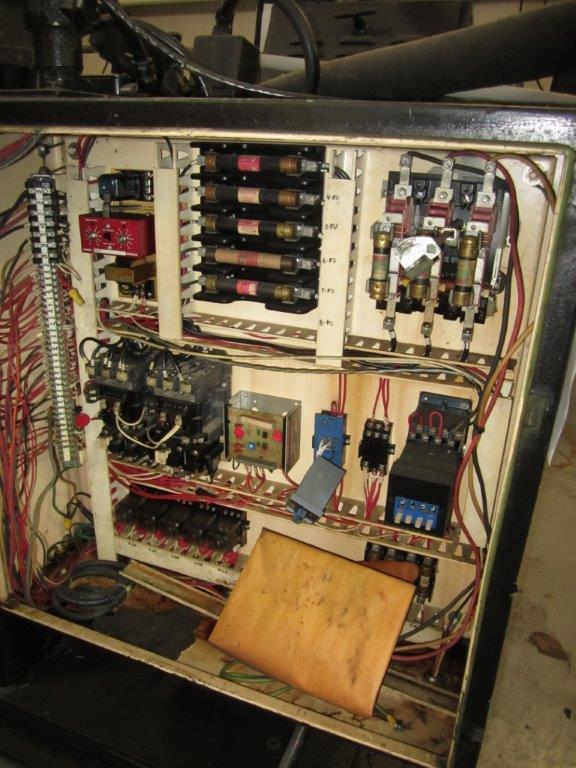 """1/4"""" Warren WT-1000 High Speed Automated Flat Die Thread Roller"""