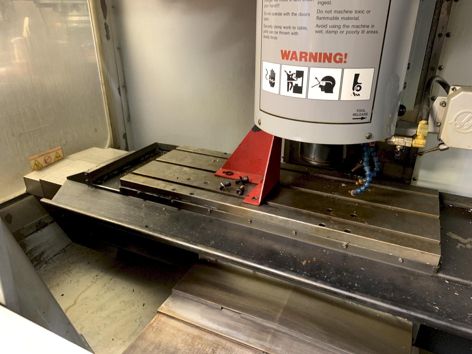 Haas VF2SS 3-Axis CNC Vertical Machining Center