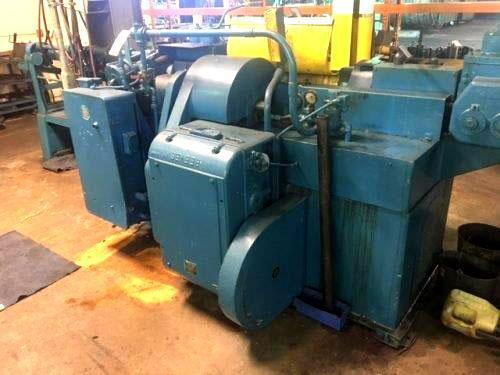 "3/8""  Patterson Wire Straighten And Cut Machine"