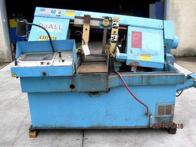 Doall  C-305 NC Horizontal Band Saw