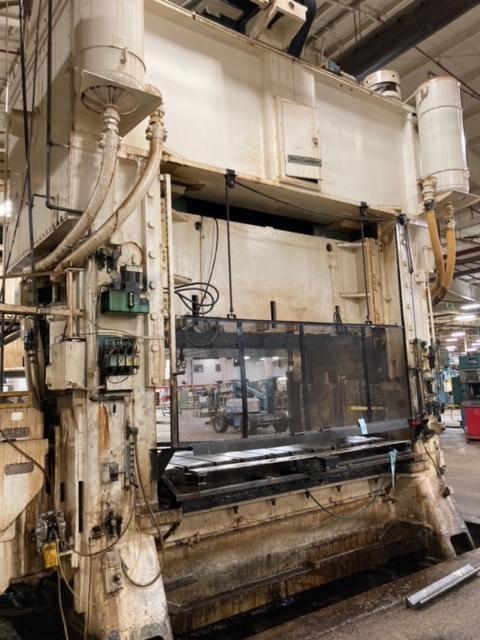 600 TON MINSTER SSDC PRESS