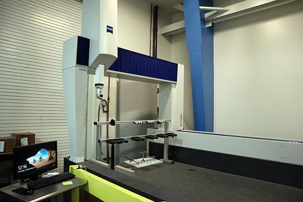 2011 Zeiss Mass Accura 16/42/14 DCC Coordinate Measuring Machine (CMM)