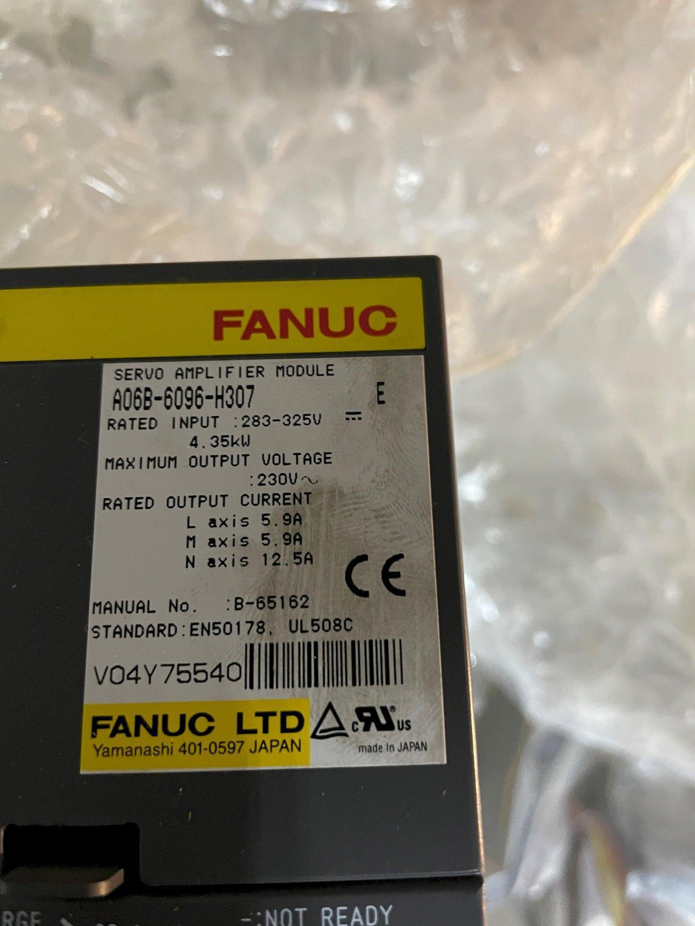 Fanuc Axis Drive A06B-6096-H307