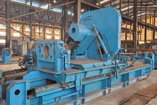 """10"""" (273mm) x .500"""" (12.7mm) Pipe Mill Year 2010"""