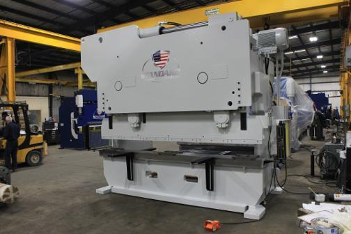 1 - NEW STANDARD PRESS BRAKE, MODEL AB400-12