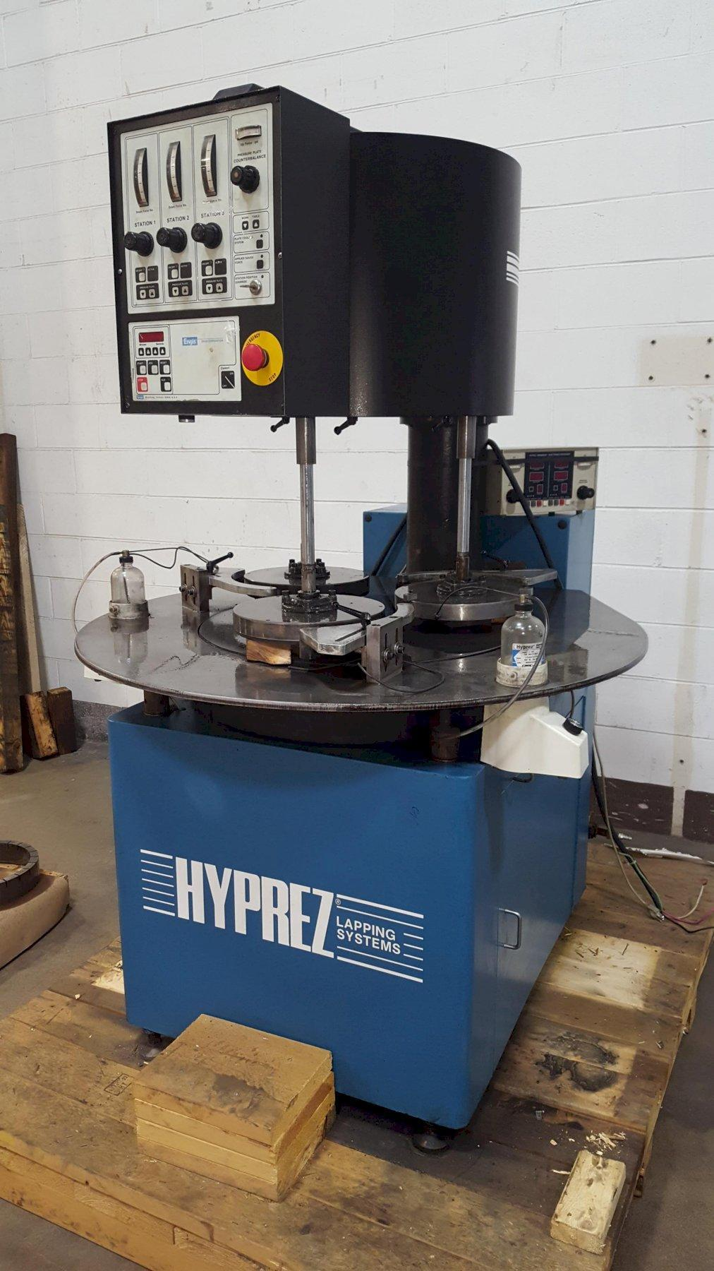 "28"" Hyprez Engis Model 28LM Lapping Machine"