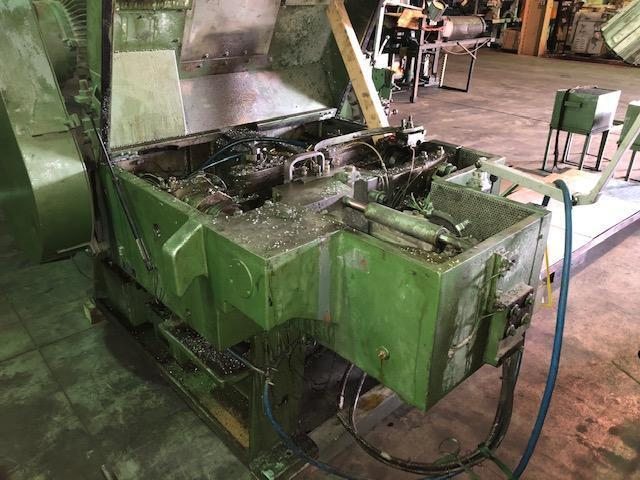 Wafios Model N51 High Speed Nail Machine