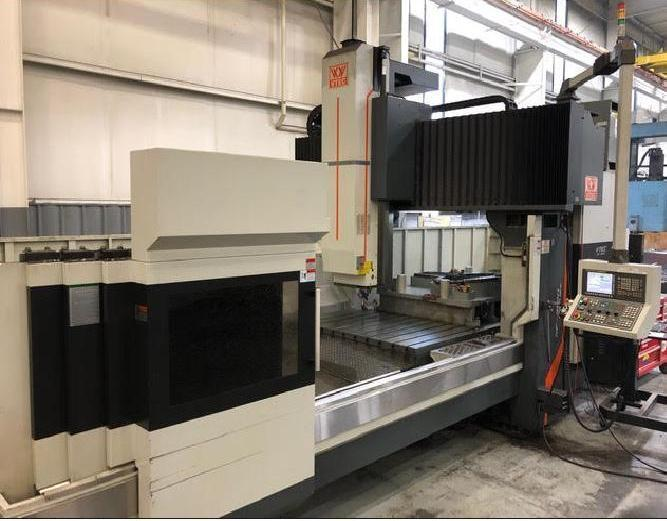 Visionwide V-Tec SF3120 CNC Bridge Mill (2014)