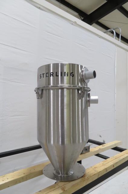AEC Nearly New SSR45 / SRC-16 Vacuum Receiver