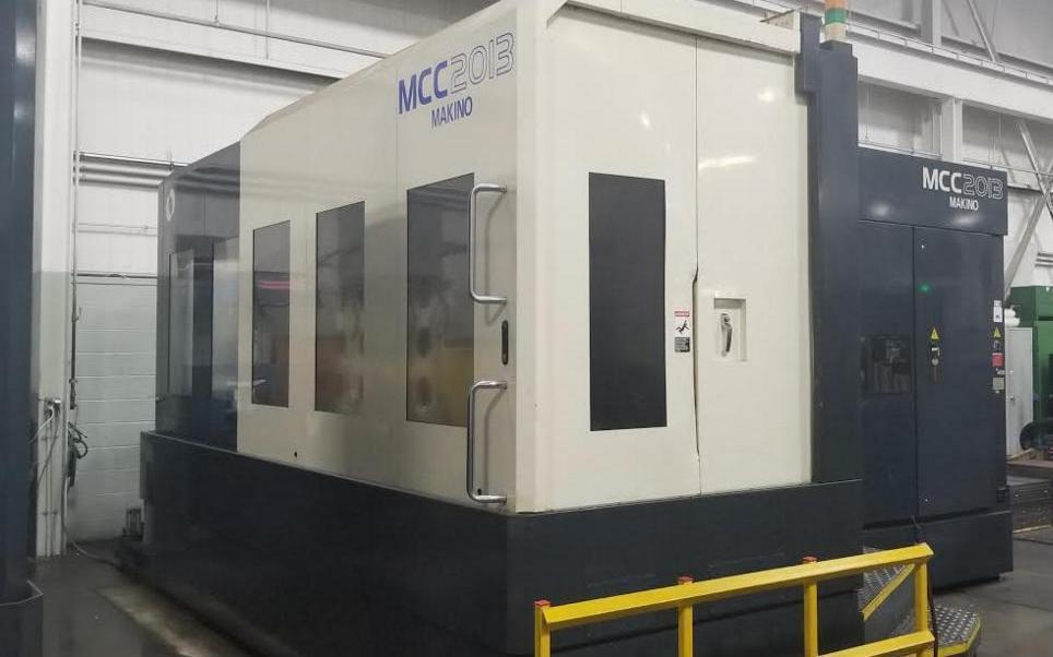 Makino MCC2013 CNC Horizontal Machining Center, Pro 3, 79