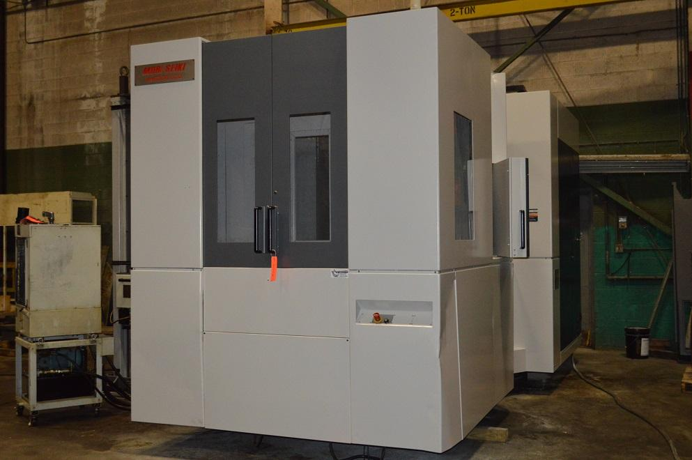 MORI SEIKI | Buy and Sell Surplus CNC Machinery | S&M