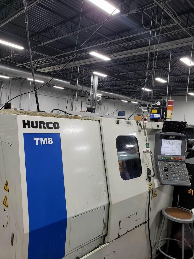 2006 HURCO TM8 CNC LATHE