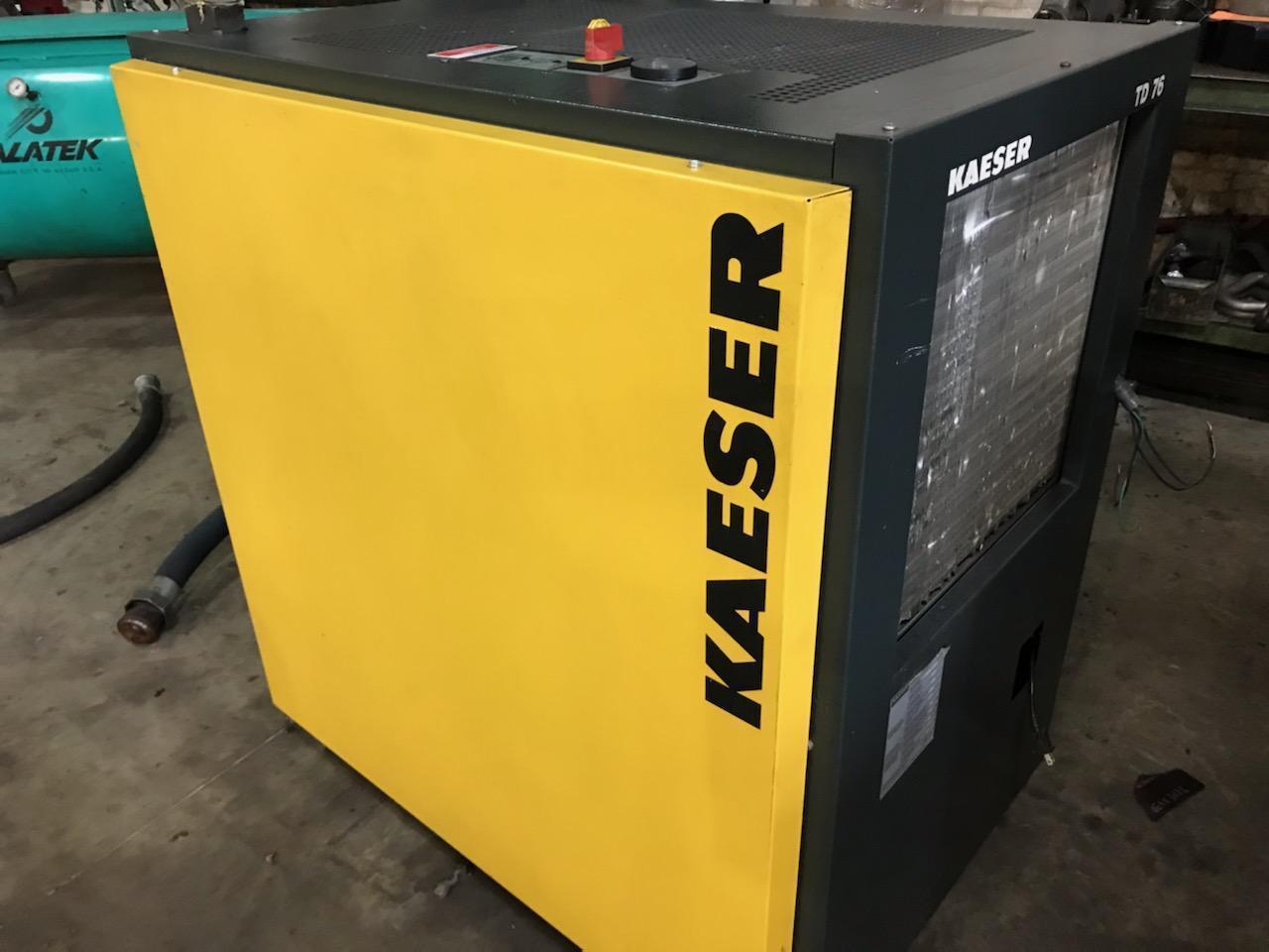 Kaeser 285 scfm Cycling Refrigerated air Dryer