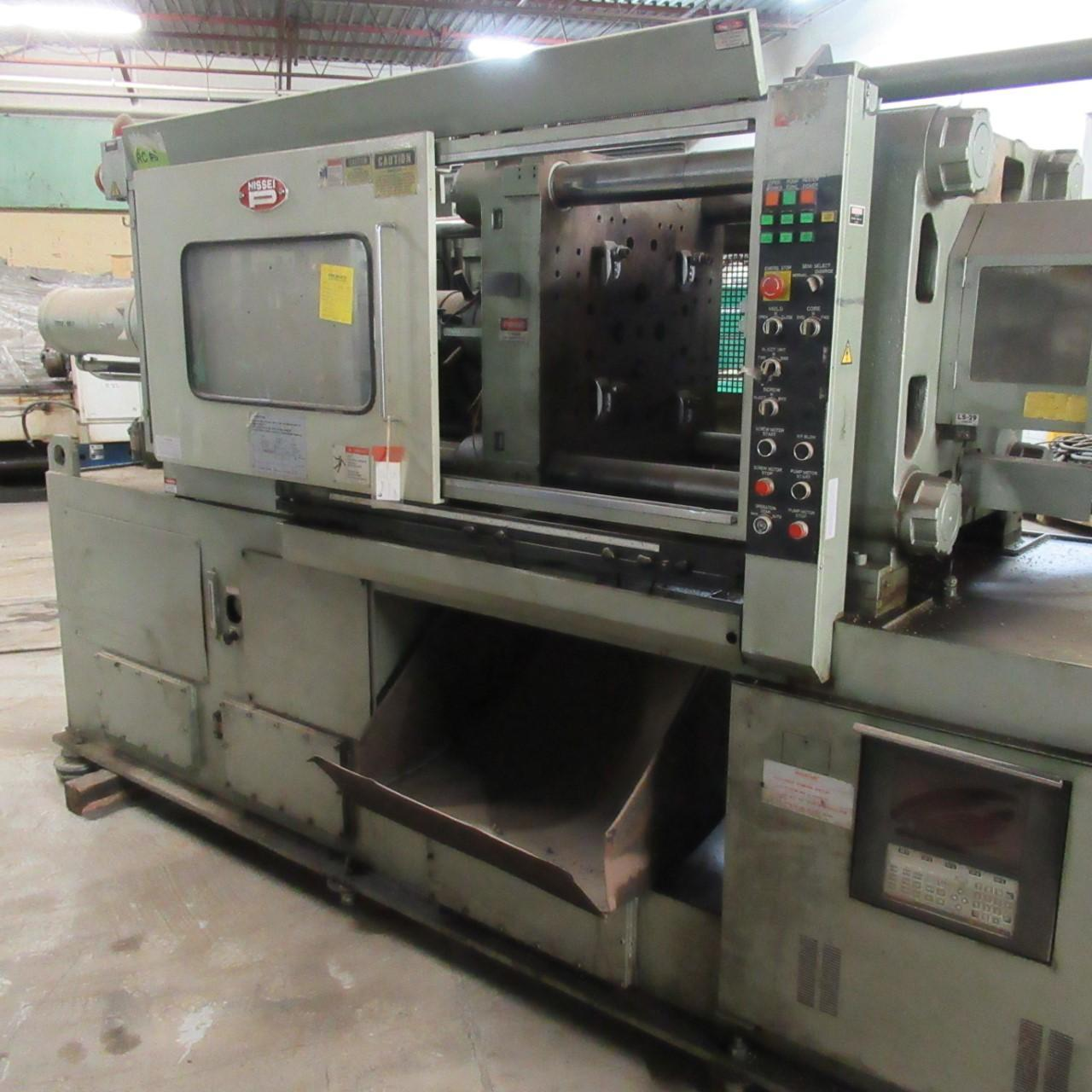 Nissei FS180S36ASE Injection Molding Machine Year: 1996