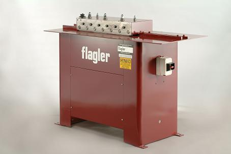 18 Ga NEW Flagler Pittsburgh Machine - 18 Ga. Capacity