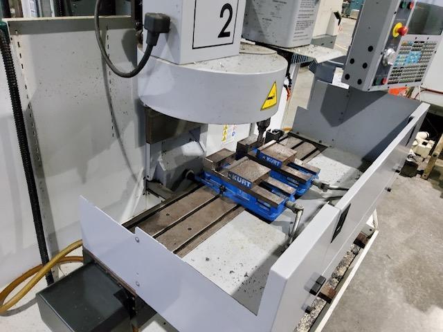 2008 Haas TM-2 CNC Toolroom Mill