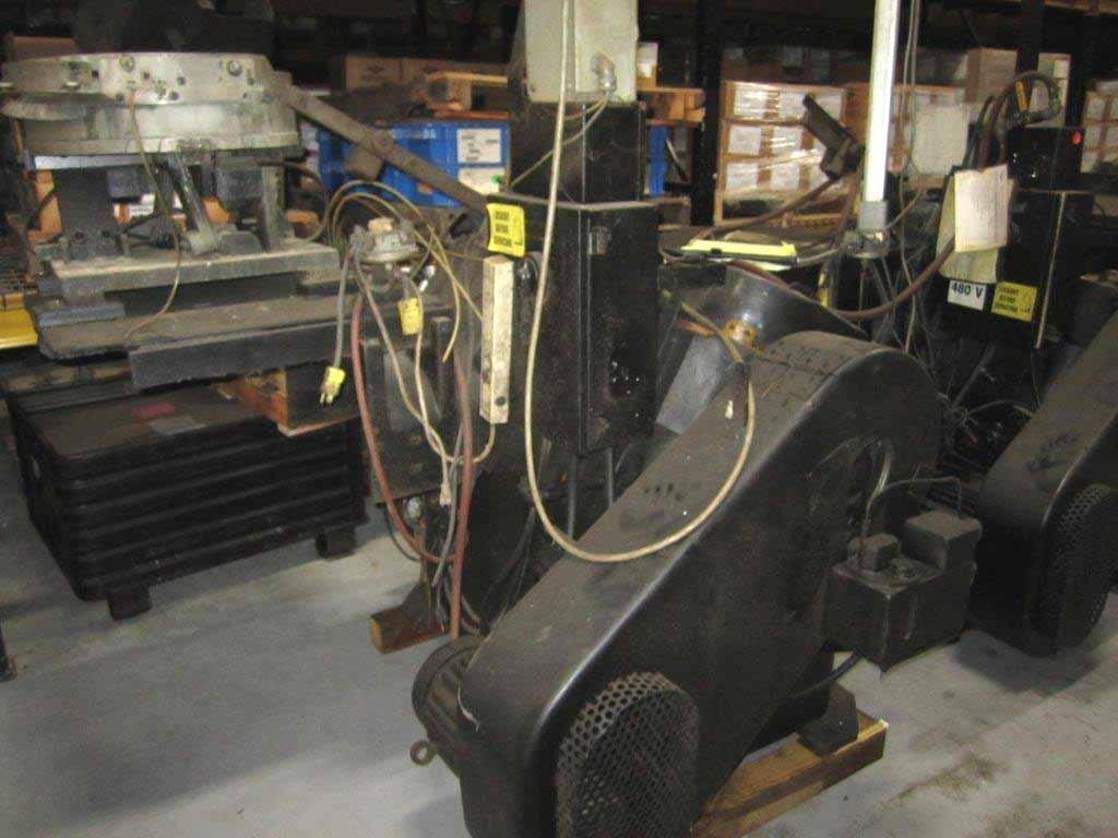 "3/16"" Hartford Model 0-400 High Speed Automated Flat DieThread Roller"