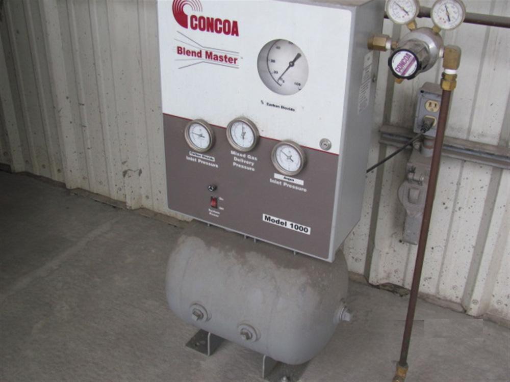 CONCOA MASTER GAS MIXER: STOCK #58299