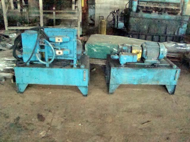 Hydraulic Power Units 7.5 HP AND 10HP