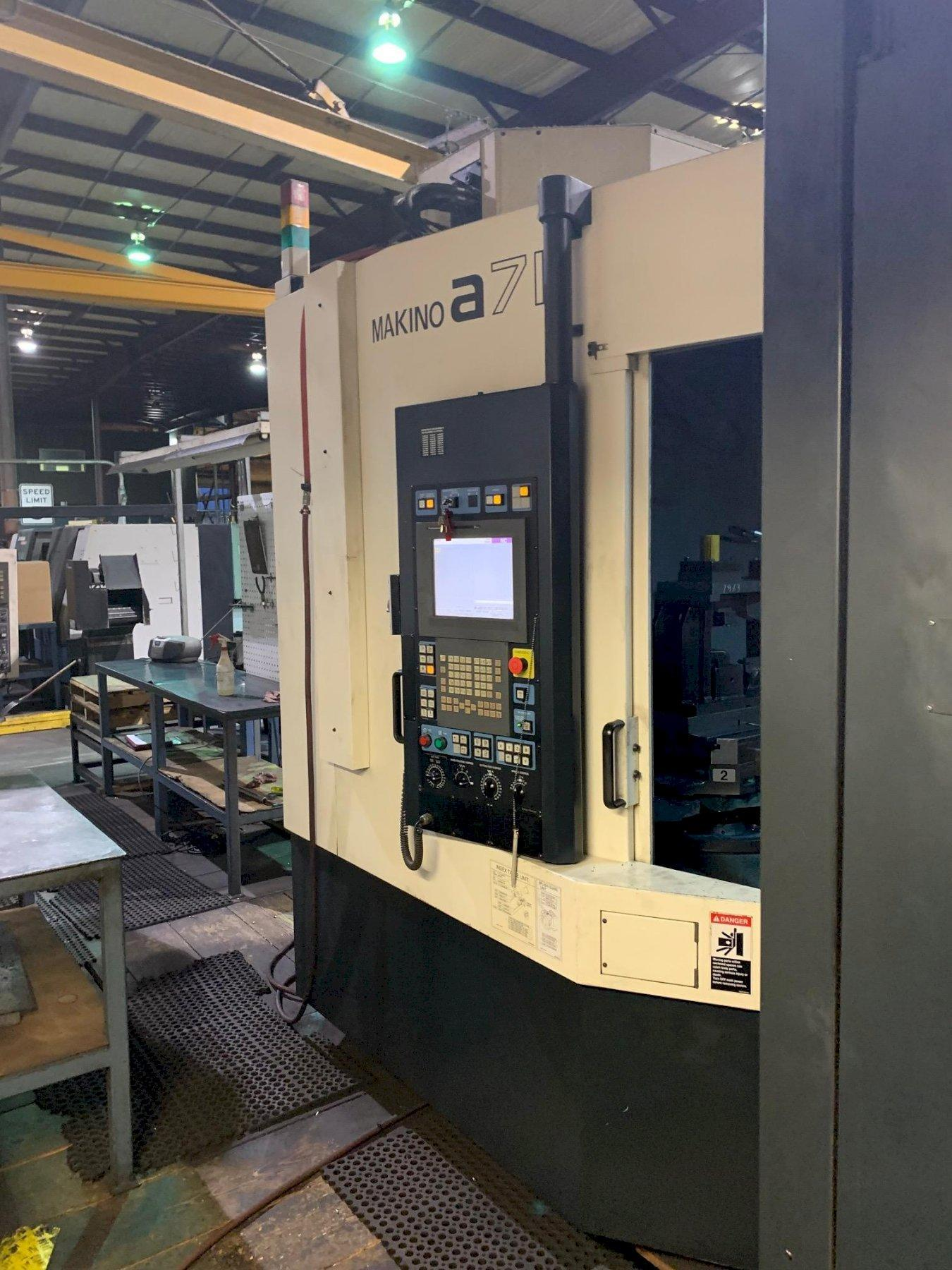 Makino A71 CNC Horizontal Machining Center - 2 Available!