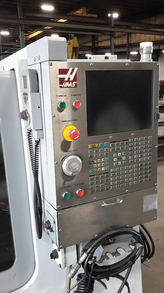 Haas VF-2 Vertical Machining Center