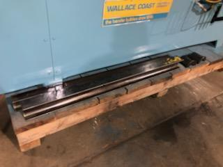 "3"" WALLACE COAST MODEL #1003 HYDRAULIC TUBE BENDER"