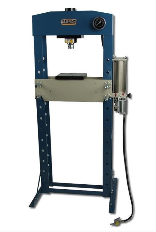 Baileigh Industrial Air/Hand Operated H-Frame Shop Press HSP-30A