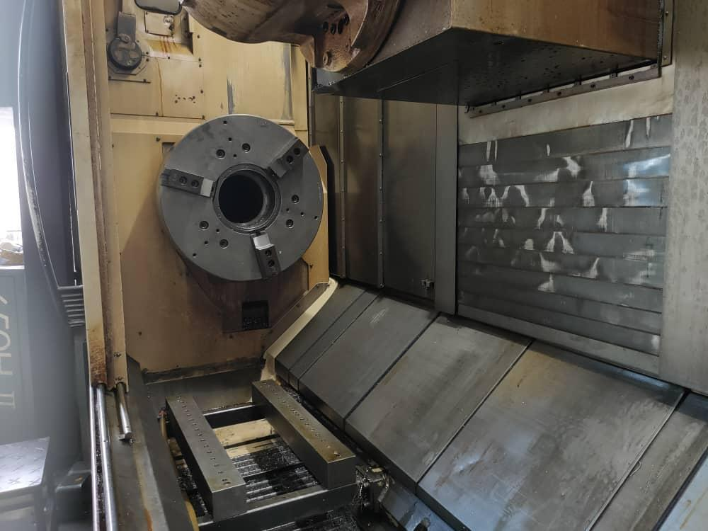 2008 MAZAK Integrex e650H/4000 II - CNC Mill/Turn Horizontal Lathe