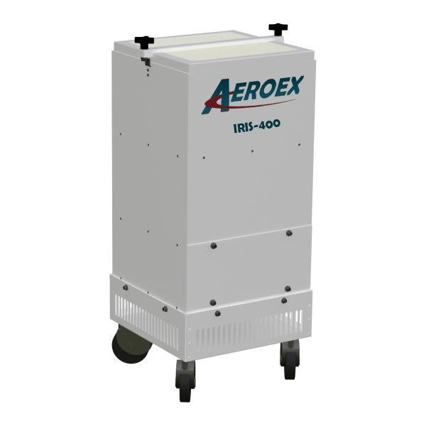 Aeroex IRIS-400 Air Purification Unit