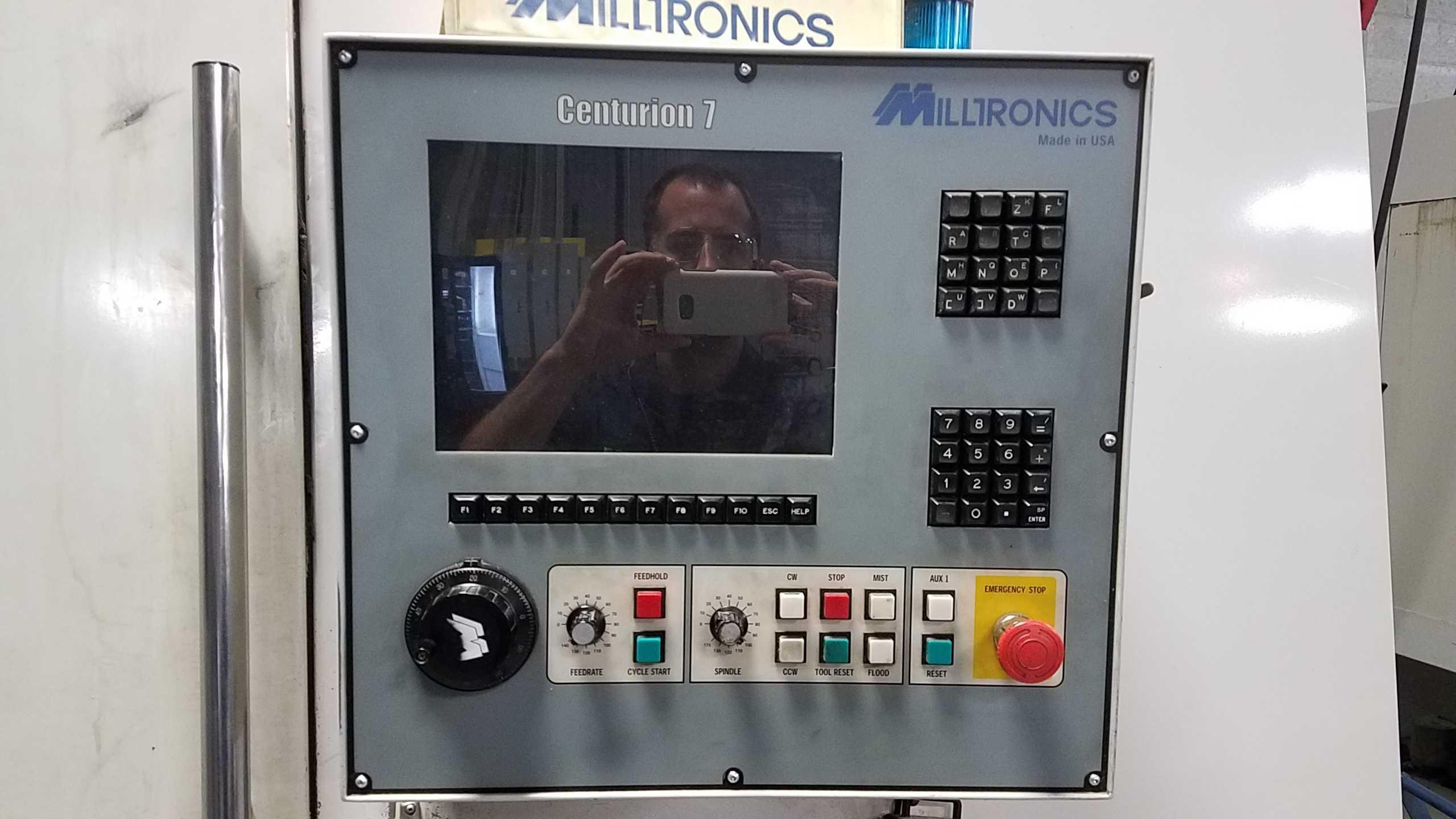 2001 Milltronics VM30 - CNC Vertical Machining Center