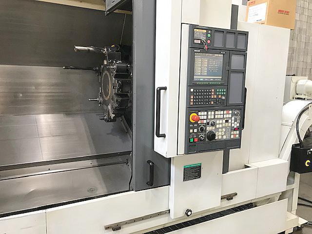 2006 Mori Seiki NL3000/1250 - CNC Horizontal Lathe