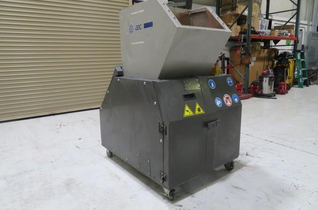 "AEC Used GP1018 Granulator, 18"" x 10"", 10hp, 460V, Yr. 2016"