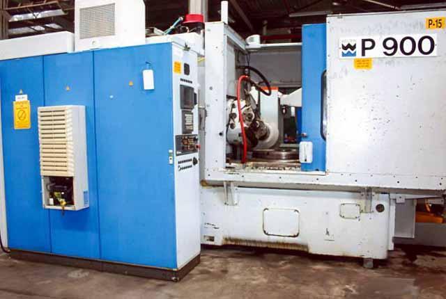 Pfauter P900 CNC 5-Axis Universal Gear Hobbing Machine