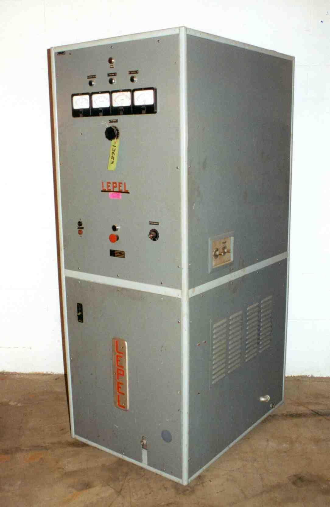 10 KW LEPEL INDUCTION HEATER:  STOCK #13683