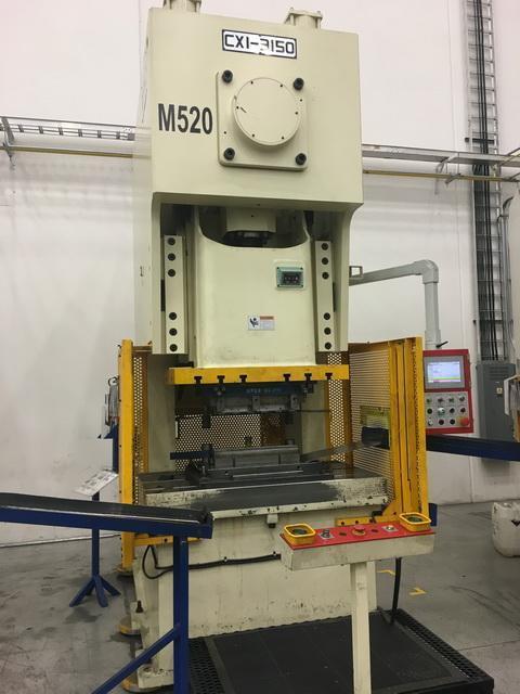 350 Ton Minster CX1-3150 Gap Press
