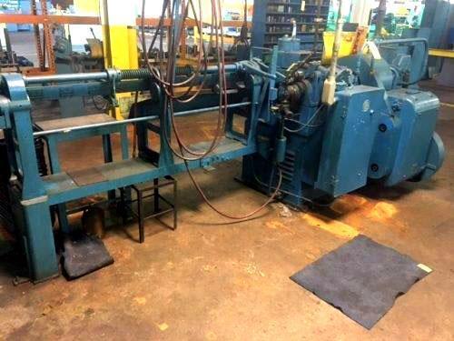 """3/8""""  Patterson Wire Straighten And Cut Machine"""