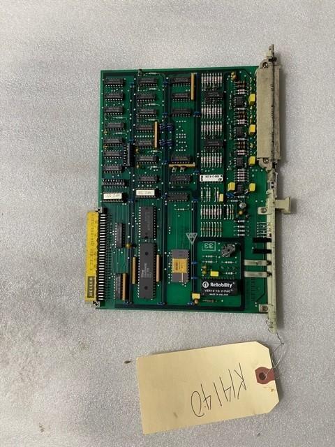 Heller Control Board Axel Board E 23.032 284-000/5321