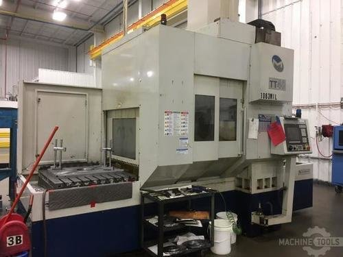 MILLTRONICS TT40B Gantry Machining Centers (incld. Bridge & Double Column)