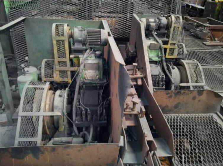 186,000 Ton/Year ReBar Facility (2001-2015)