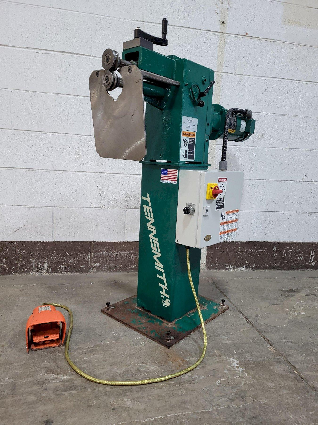Tennsmith PR-16 Power Bead Rolling-Rotary Forming Machine