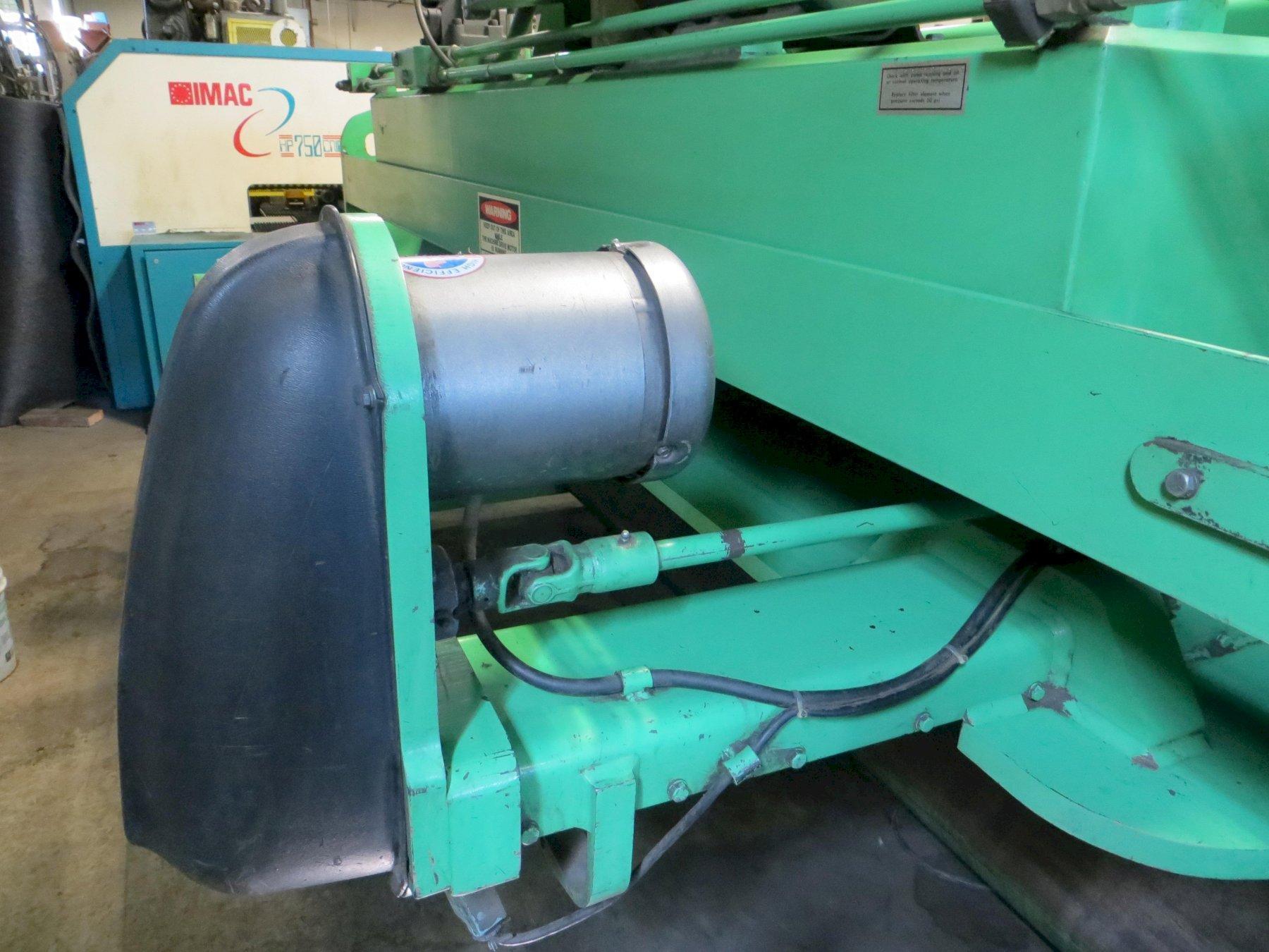 """1/4"""" x 10 ft. Accurshear Hydraulic Shear Model 825010"""