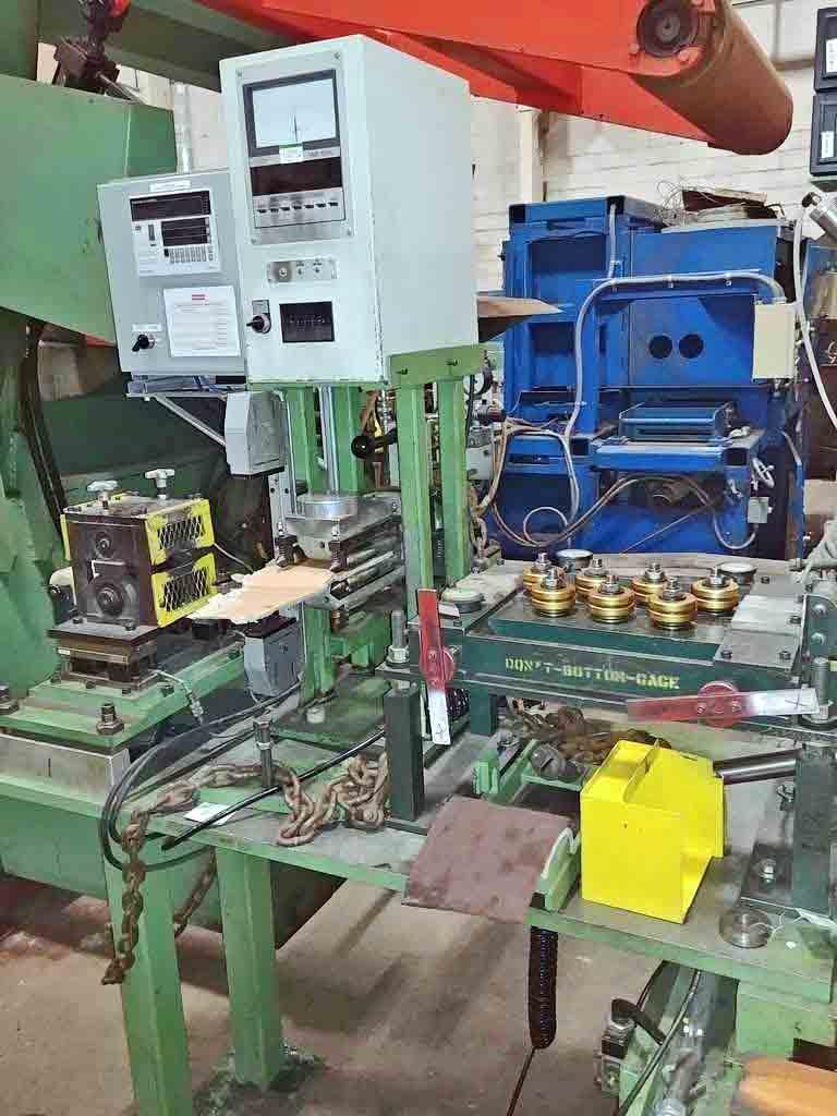 2 HI 1 Stand Fenn Rolling Mill