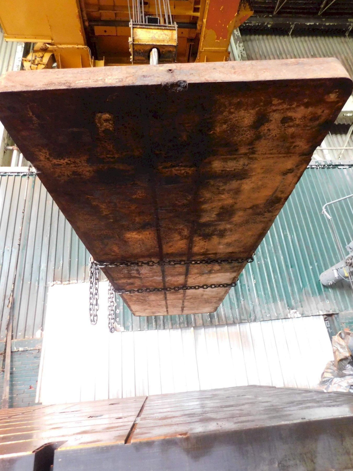 16' X 57' T SLOT PLATE: STOCK #67320